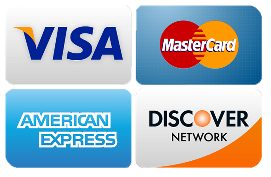 visa mastercard amex discover icon taste of yeshiva